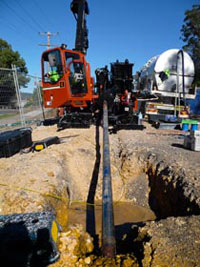 Directional Drilling Survey
